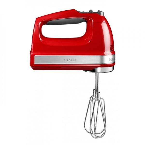 Миксер ручной KitchenAid 5KHM9212EER, красный