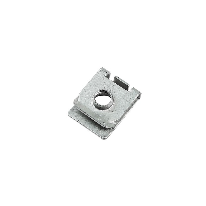 Клипса-фиксатор металлическая М7, универсальная, КП-0155