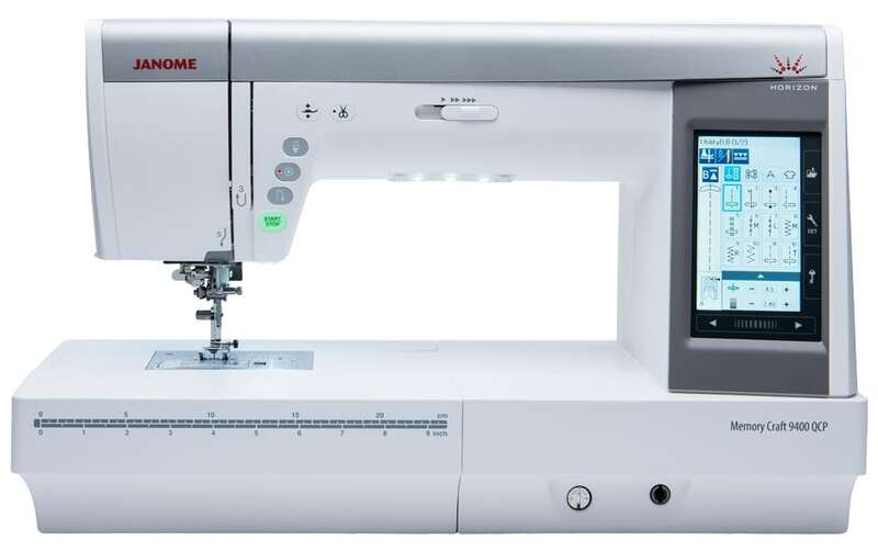 Швейная машина Janome Horizon Memory Craft 9400
