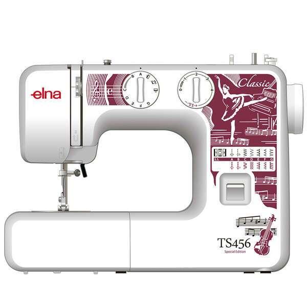 Швейная машина ELNA TS456