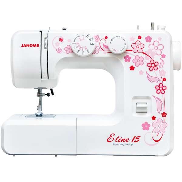 Швейная машина Janome E-line 15