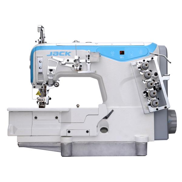 Плоскошовная швейная машина Jack JK-W4-D-01GB