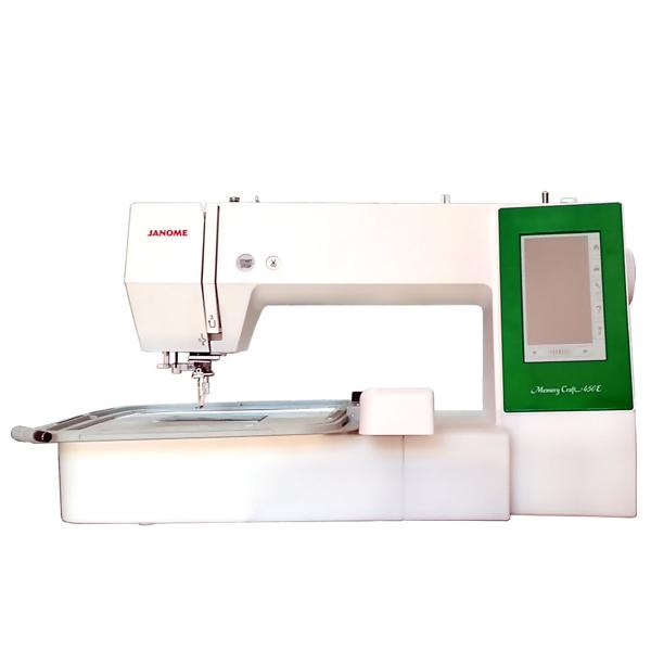 Вышивальная машина Janome MC-450E