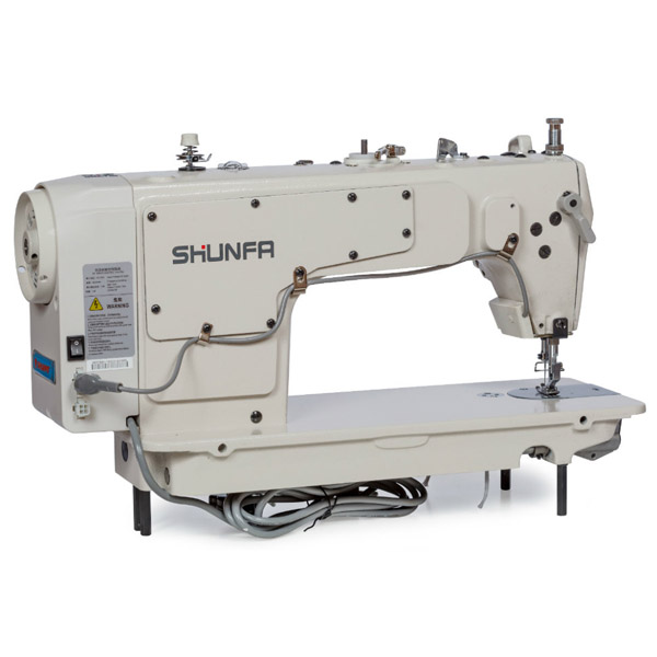 Промышленная швейная машина Shunfa  SF8700D + стол