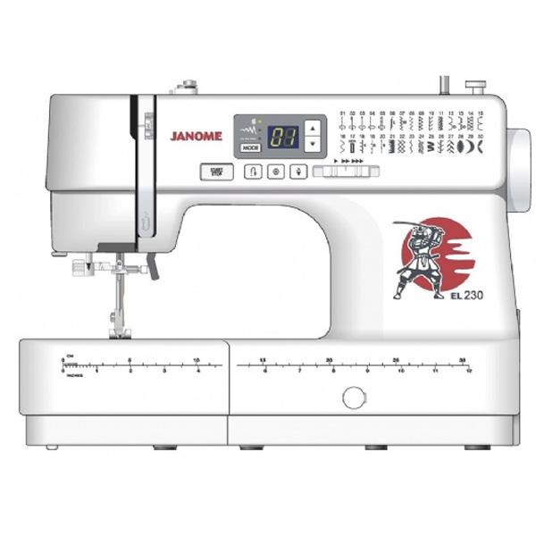Швейная машина Janome EL-230