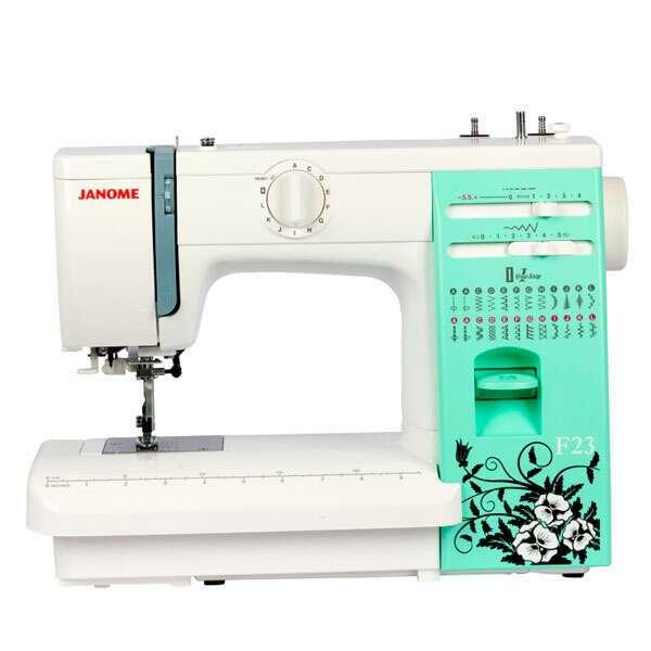 Швейная машина Janome F23