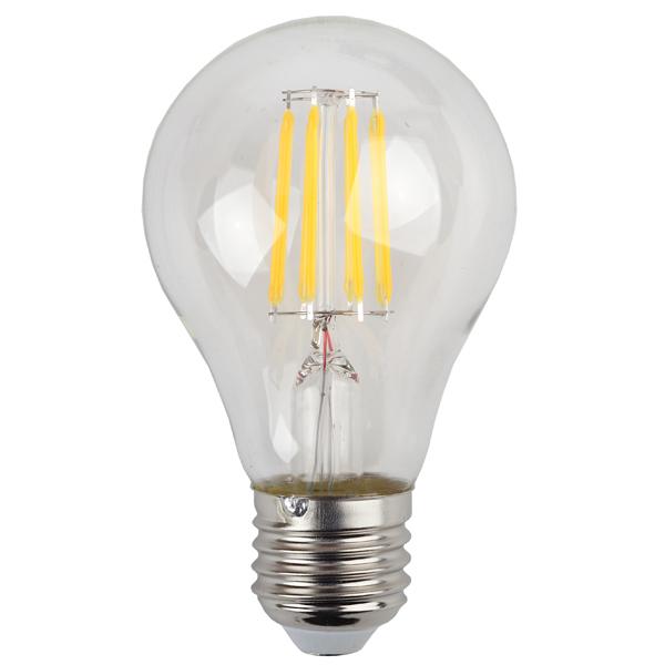 Лампа светодиодная ЭРА F-LED А60-9w-840-E27