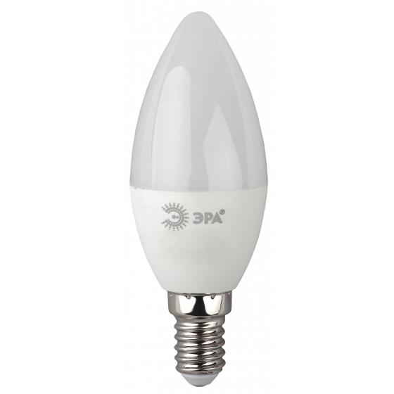 Лампа светодиодная ЭРА ECO LED B35-10W-827-E14