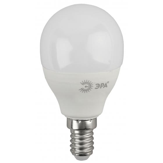 Лампа светодиодная ЭРА ECO LED P45-10W-827-E14
