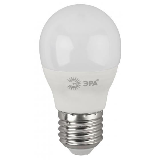 Лампа светодиодная ЭРА ECO LED P45-10W-827-E27