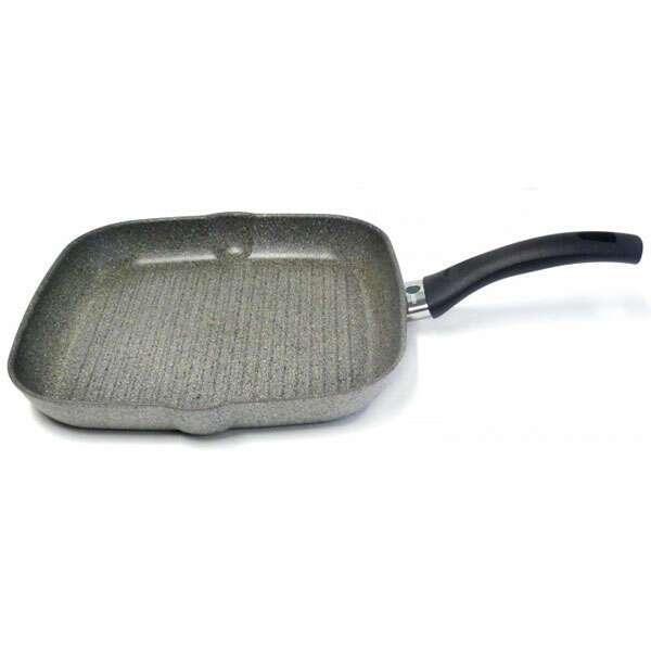 Сковорода гриль Ballarini Cortina Granitium 28 см (9H9F40)