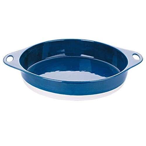Термостойкая посуда из керамики Dekok HR-1061 круглая 1,8 л.