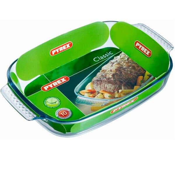 Pyrex 234B000/6 блюдо прямоугольная 35*23 см.
