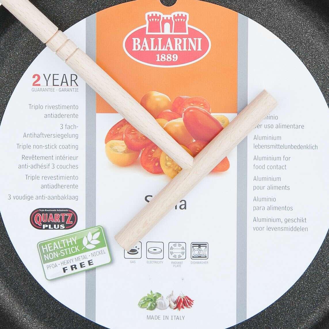 Сковорода для блинов Ballarini Siena 25 см (39TR50)