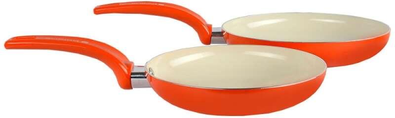 Набор сковородок Polaris Rain-2024F (2 предмета)