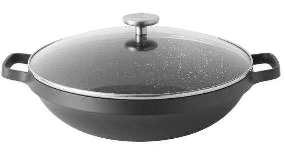 Сковорода вок BergHOFF Gem 32 см (2307316)