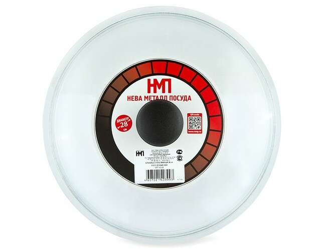 Крышка стеклянная НМП 42028