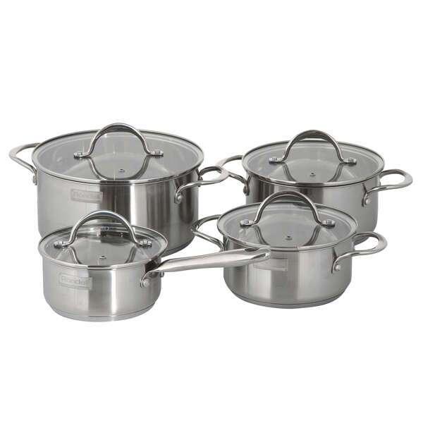 Набор посуды Rondell Destiny RDS-744 (8 предметов)