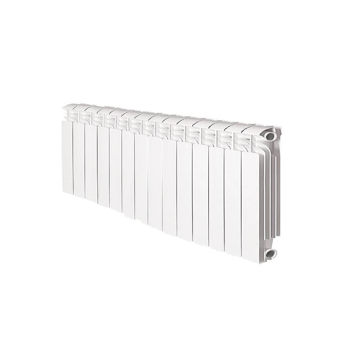 Радиатор Global ISEO – 350, алюминиевый, 14 секции