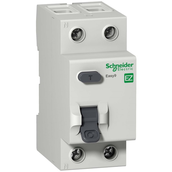 УЗО Schneider Electric серии Easy 9,  2п, 63 А, 30 мА,