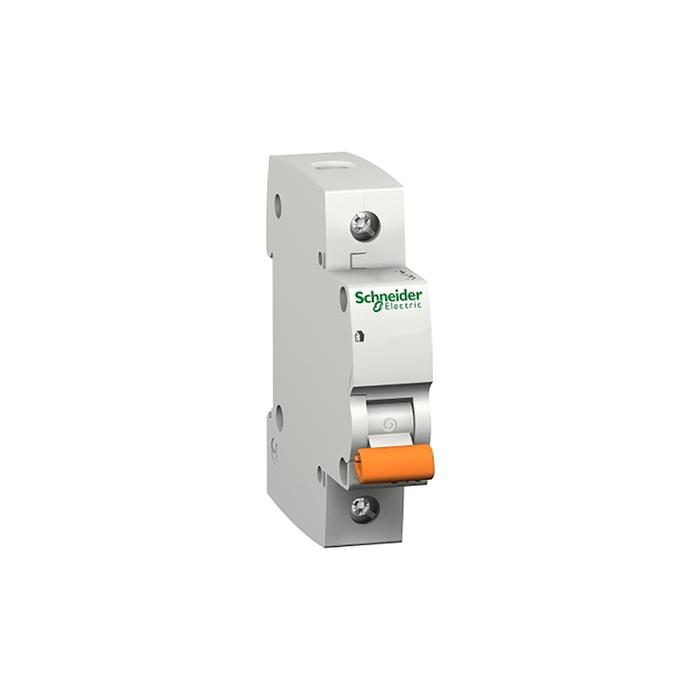Выключатель автоматический Schneider Electric серия Домовой ВА63, 1п, 32 А, х-ка С, 4.5 кА