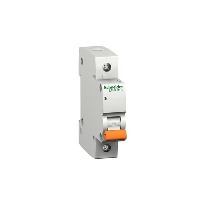 Выключатель автоматический Schneider Electric серия Домовой ВА63, 1п, 40 А, х-ка С, 4.5 кА