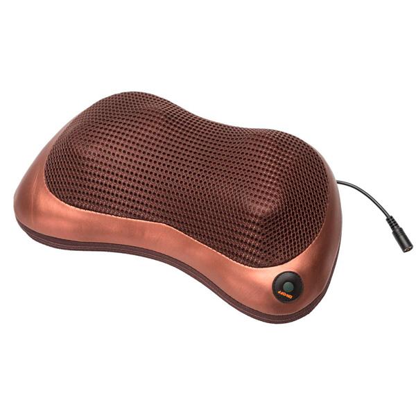 Массажная подушка Bradex  KZ 0473 коричневая