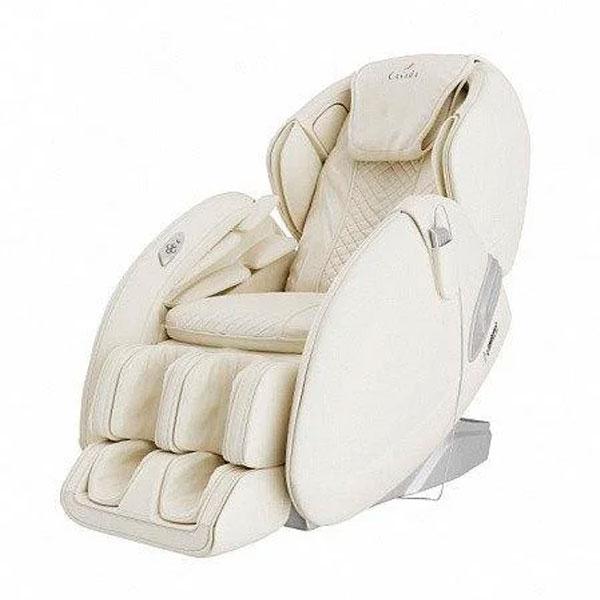Массажное кресло Casada CMS-527 ALPHASONIC II (cream,pu)
