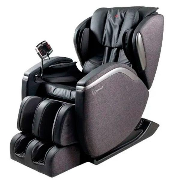 Массажное кресло Casada Hilton III CMS-529 (Grey, PU/fabric)
