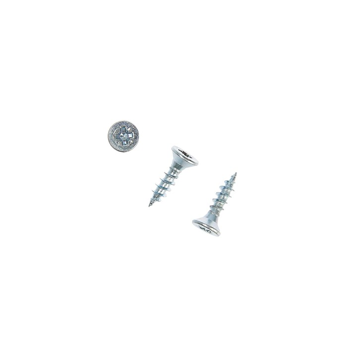 Саморезы универсальные TECH-KREP, ШУц, 2.5х10 мм, цинк, потай, 1000 шт.