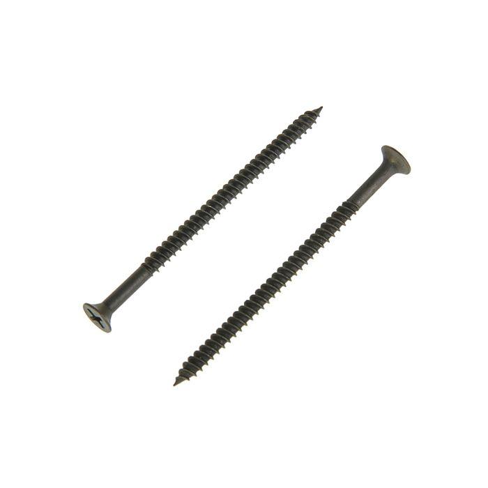 Саморез по металлу TUNDRA krep, 4.2х70 мм, частая резьба, фосфатированный, 15 кг