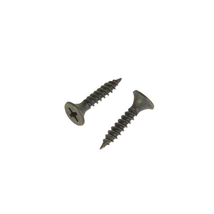 Саморез по металлу TUNDRA krep, 3.5х19 мм, частая резьба, фосфатированный, 15 кг
