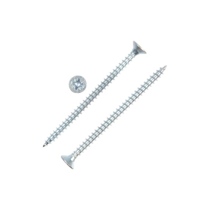 Саморезы универсальные оцинк. 4,0х60 ,200 шт