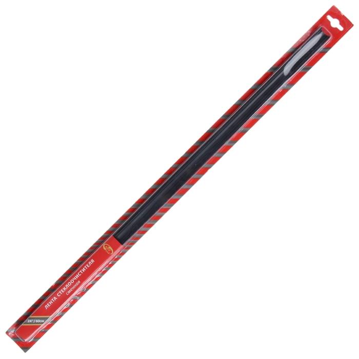 """Резинки Autovirazh, 24""""/60 см, для каркасной Щётки с графитом, набор 2 шт."""