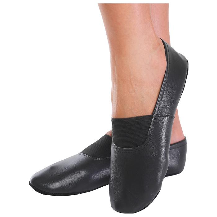 Чешки комбинированные, цвет чёрный, размер 150 (длина стопы 16,8 см)