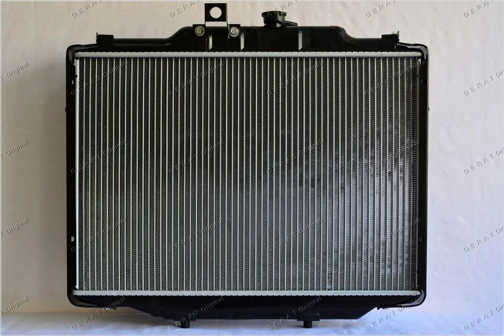 Радиатор основной Gerat MS-109/3R