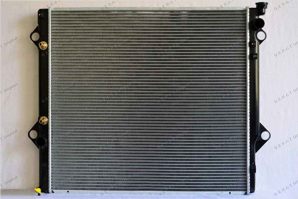Радиатор основной Gerat TY-161/2R