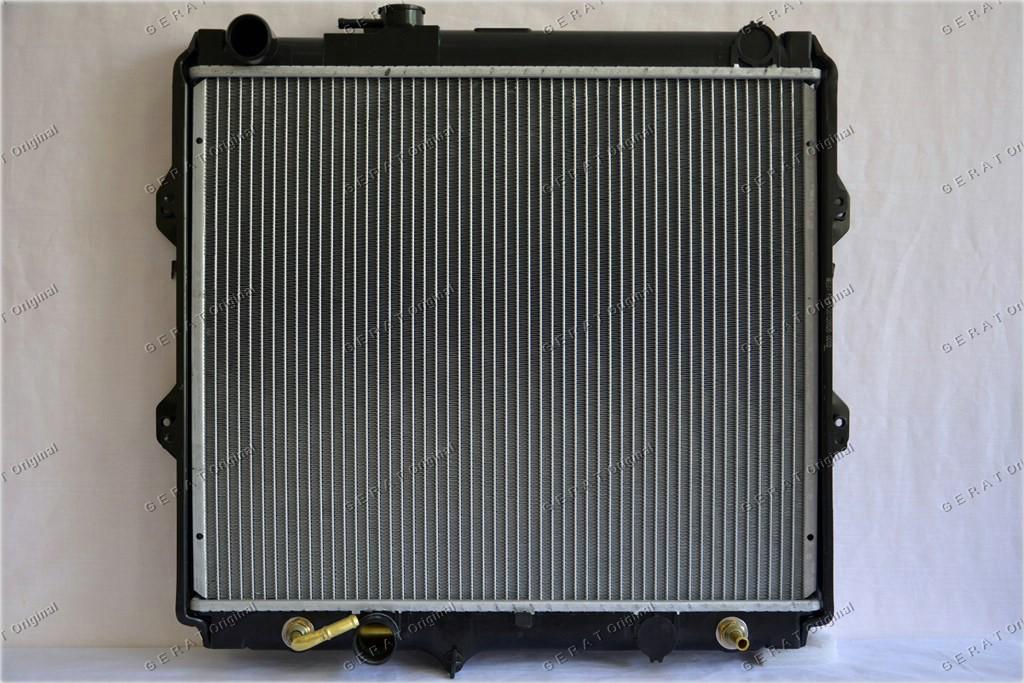 Радиатор основной Gerat TY-139/3R