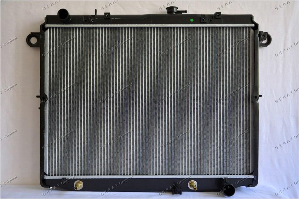 Радиатор основной Gerat TY-138/3R