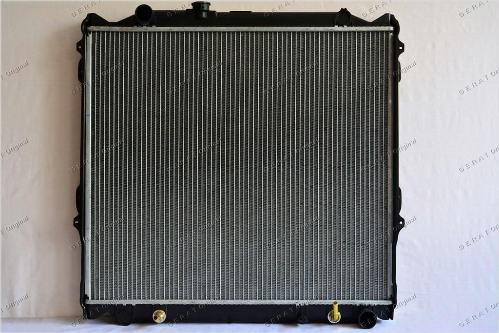 Радиатор основной Gerat TY-133/3R