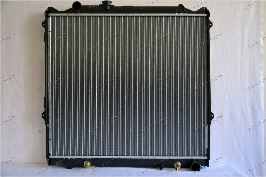 Радиатор основной Gerat TY-133/2R