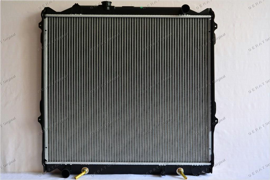 Радиатор основной Gerat TY-132/2R