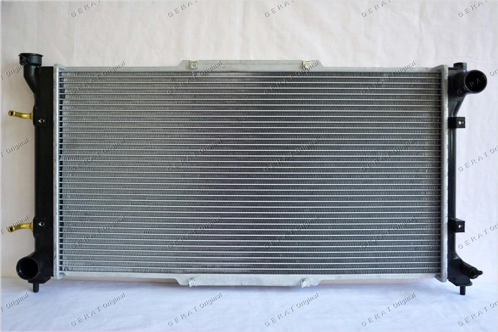 Радиатор основной Gerat SU-106/1R