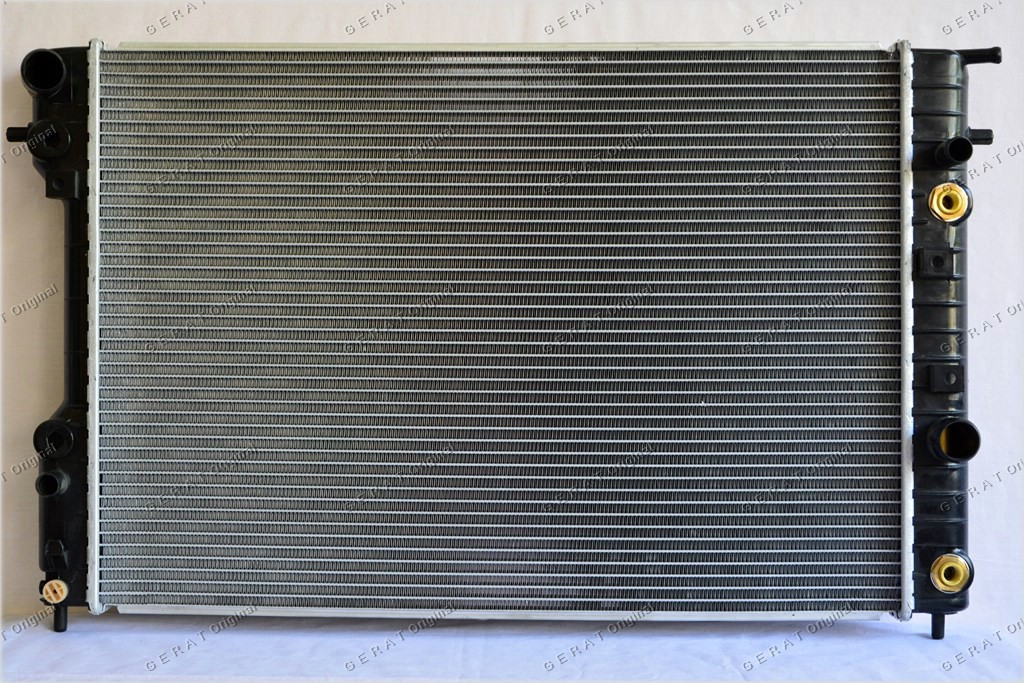 Радиатор основной Gerat OP-106/2R
