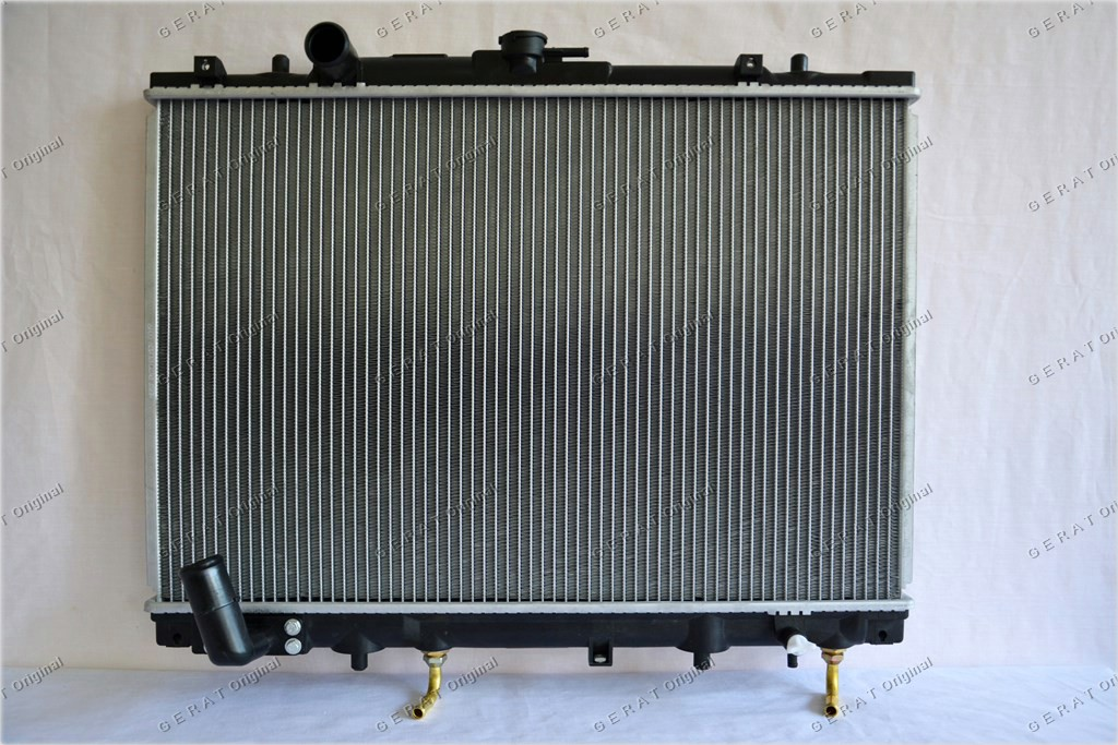 Радиатор основной Gerat MS-108/3R
