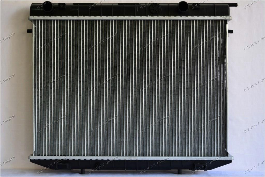 Радиатор основной Gerat OP-110/3R