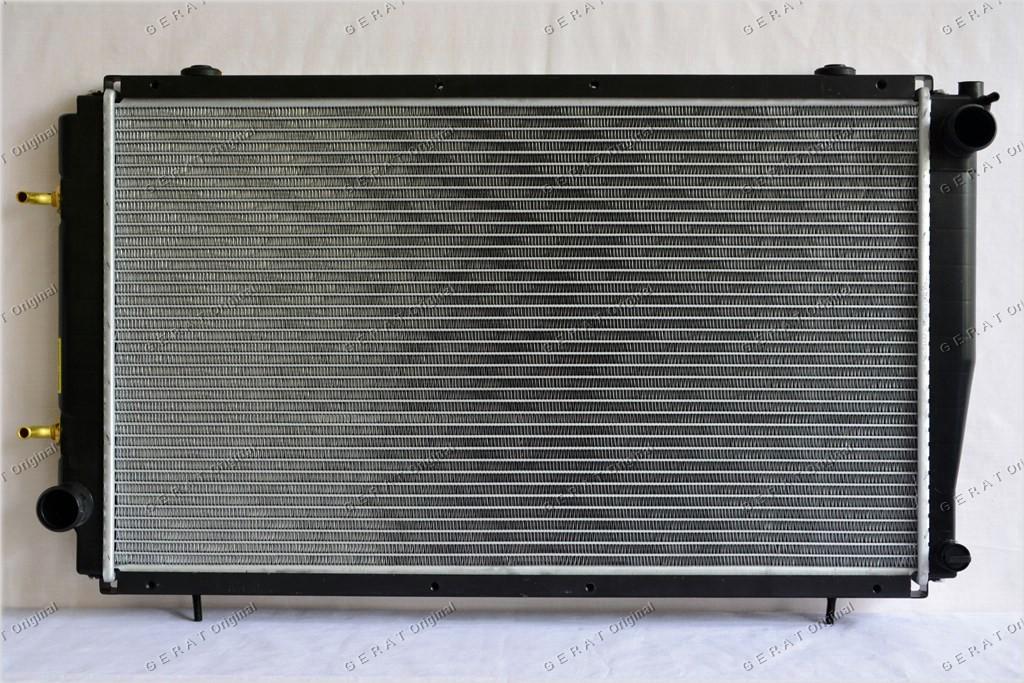 Радиатор основной Gerat SU-104/2R