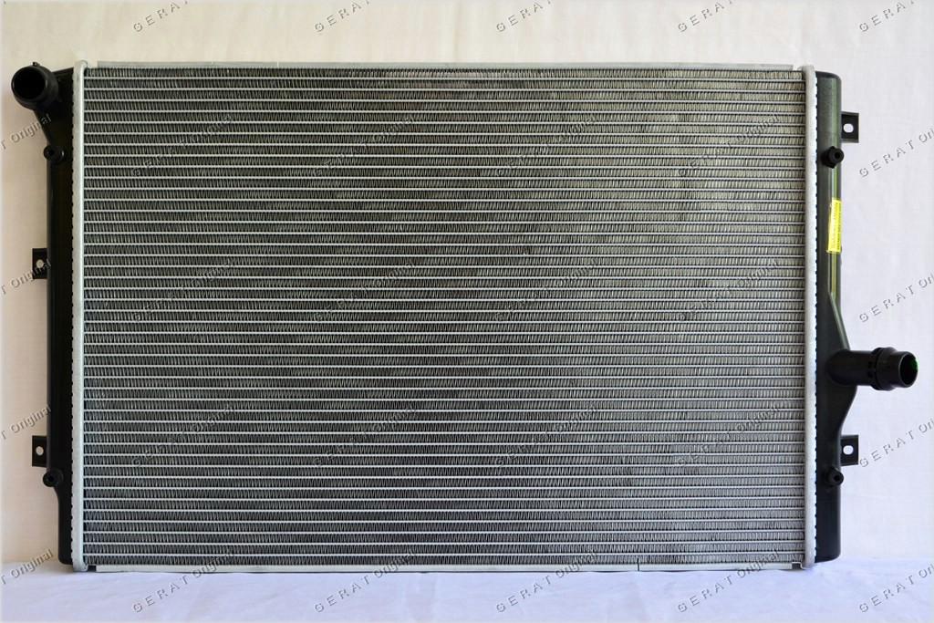 Радиатор основной Gerat VV-107/2R