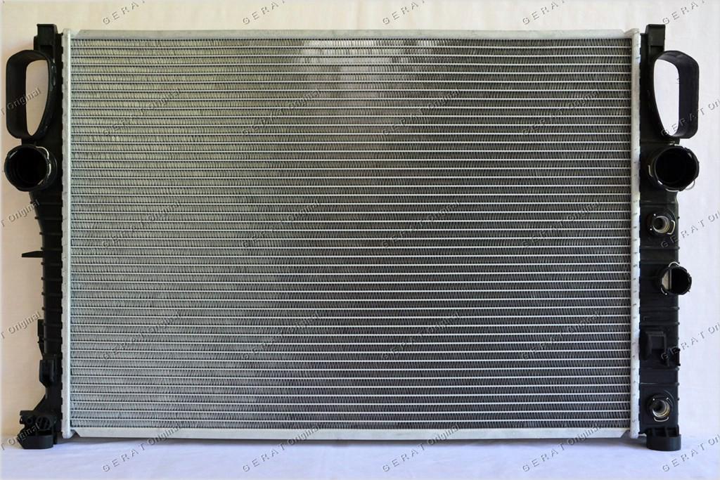 Радиатор основной Gerat MR-124/2R