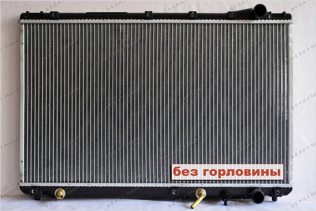 Радиатор основной Gerat TY-158/2R